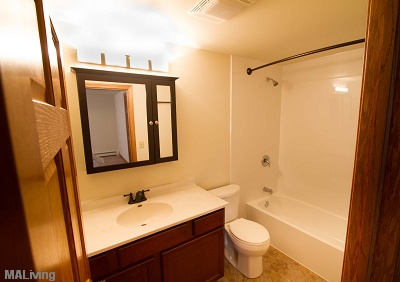Arbor Hills - Spacious Bathroom in 2 Bedroom Apartment Home