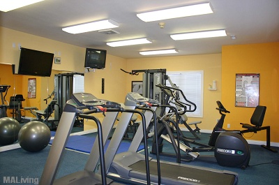 Nantucket - Fitness Center