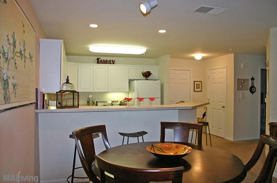 Nantucket - Two Bedroom Dining/Kitchen