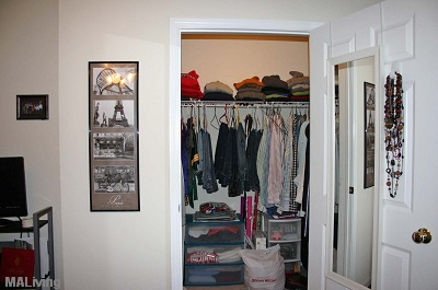 Nantucket - One Bedroom Walk-in Closet