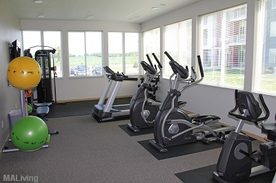 Grand Arbor Reserve - Air Conditioned Fitness Room