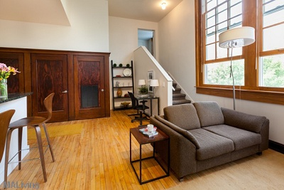 Longfellow Lofts - 2 Bedroom, 1 Bath Historic