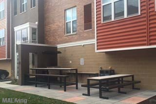 Longfellow Lofts - Outdoor Kitchen