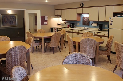 Williamstown Bay East (Seniors) - Resident Community Kitchen/Dining Area
