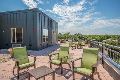Wingra Point Residences - Beautiful Rooftop Terrace #1