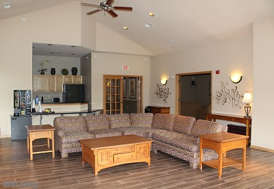LeSilve Apartments - Beautiful Resident Clubhouse