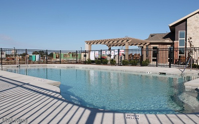 Paragon Place at Bear Claw Way - Outdoor Swimming Pool with Lounge Chairs