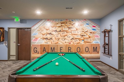 Veritas Village - 24-Hour Game Room with Billiards