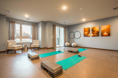 Veritas Village - Yoga Studio with Fitness on Demand