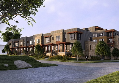The Quarry Apartments - The Quarry Townhomes