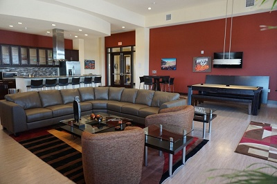 Legacy Apartments - Clubhouse/Community Room