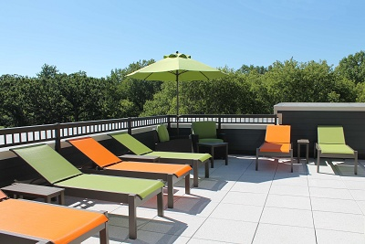 Hidden Creek Residences - Sun Yourself on Rooftop Patio #1