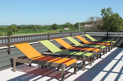 Hidden Creek Residences - Sun Yourself on Rooftop Patio #2