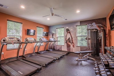Hidden Creek Residences - State of the Art Fitness Center with Club Grade Equipment