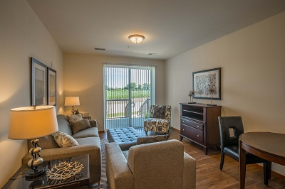 Hidden Creek Residences - Spacious Open Floor Plans