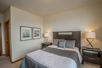 Hidden Creek Residences - Spacious Bedrooms