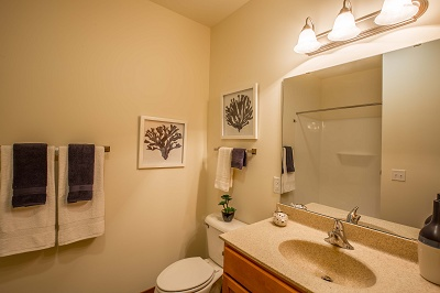 Hidden Creek Residences - Spacious Bathrooms