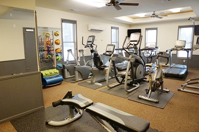 Shadow Creek - Fitness Center