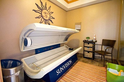 Shadow Creek - Tanning Bed
