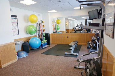 Aspen Ridge - Fitness Center