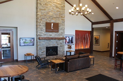 Timber Valley - Lobby Entrance