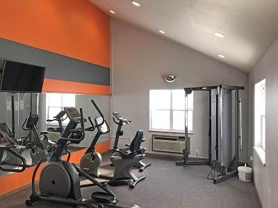 Fitchburg Springs - Fitness Center