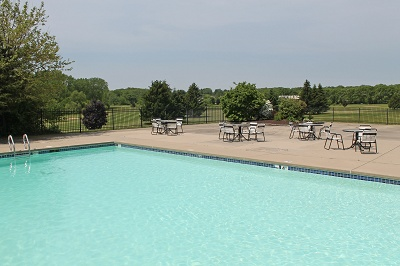 The Fairways - Swimming Pool with Large Sundeck