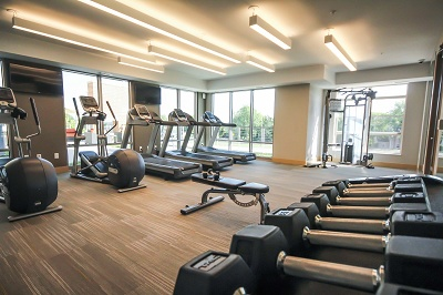 The Reserve at High Point - Fitness Center