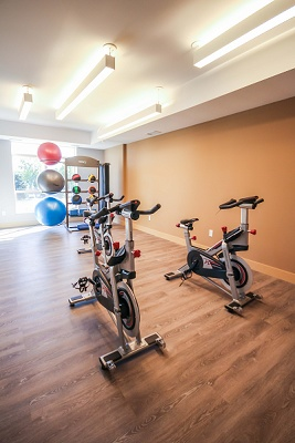 The Reserve at High Point - Spin Studio with On-Demand Classes