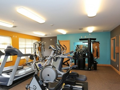 Leopold Place - Fitness Center